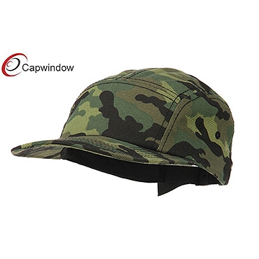 查看 (07017) Camo Cotton Brushed Canvas Camo Camper Cap 详情