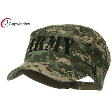 查看 (13024) Army Flat US Army Digital ACU Washed Cotton Military Cap 详情