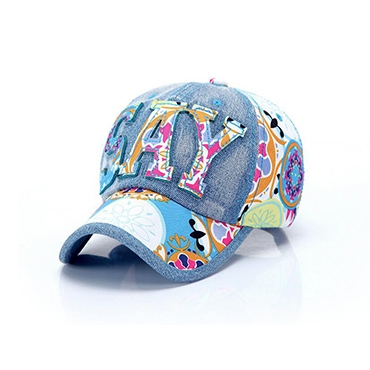 查看 Fashion relaxation baseball cap with cotton cowboy hat 详情