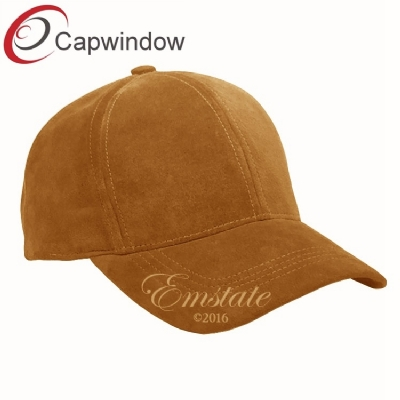 查看 Faux Suede Plain Baseball Cap Dad's Cap Golf hat 详情